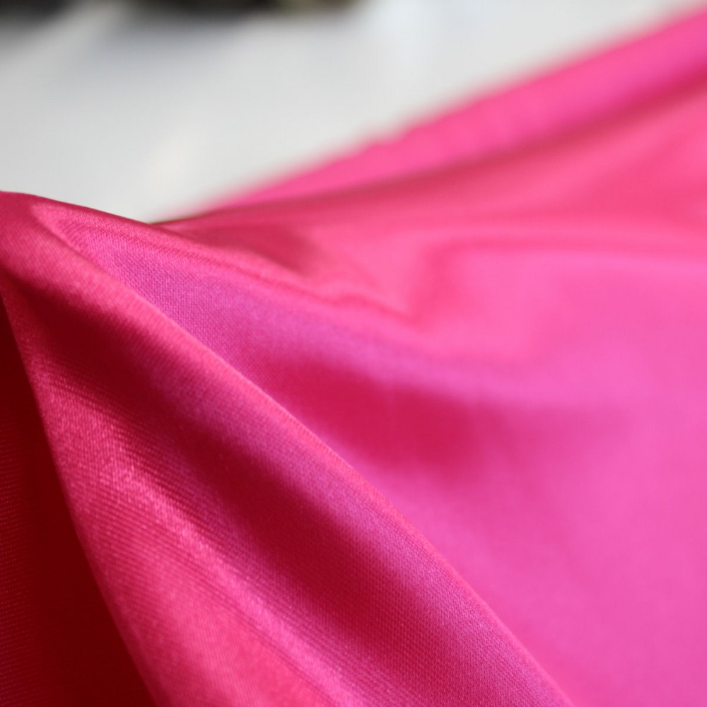 Glanz Satin in Pink