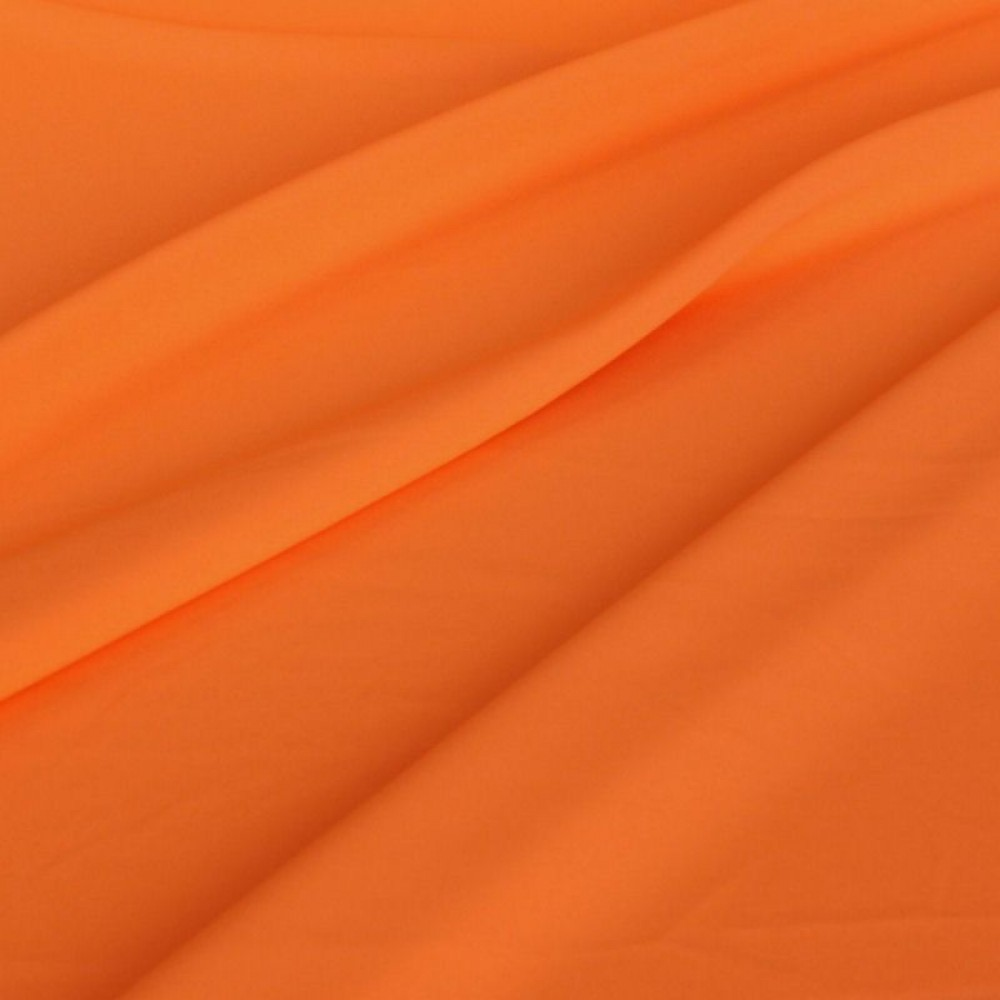 ALLROUND Stoff in orange