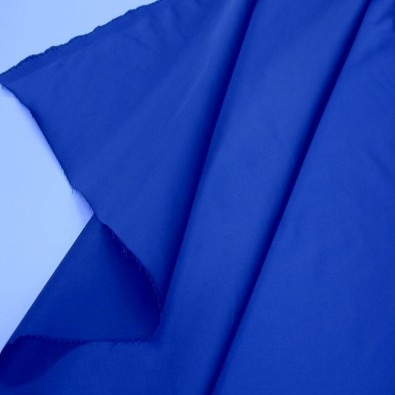 Verdunklungsstoff in royal blau